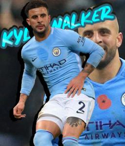 Kyle Walker ไคล์ วอล์คเกอร์